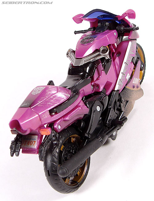 Transformers (2007) Battle Damaged Arcee (Image #11 of 72)