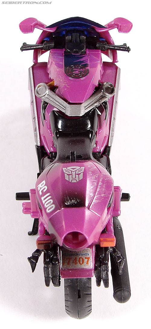 Transformers (2007) Battle Damaged Arcee (Image #12 of 72)