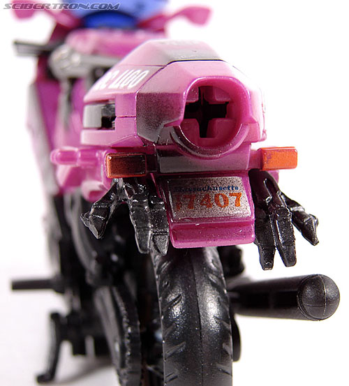 Transformers (2007) Battle Damaged Arcee (Image #14 of 72)