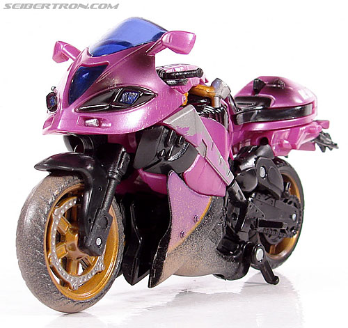 Transformers (2007) Battle Damaged Arcee (Image #19 of 72)