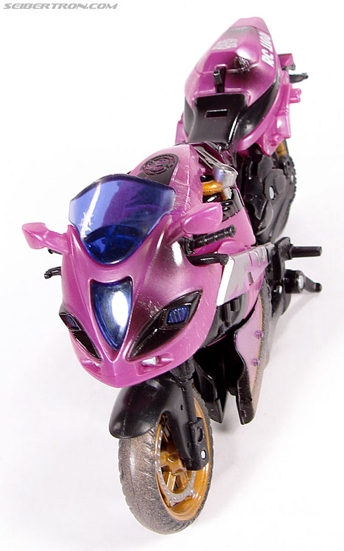 Transformers (2007) Battle Damaged Arcee (Image #22 of 72)