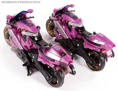 Transformers (2007) Battle Damaged Arcee (Image #26 of 72)