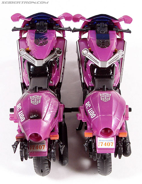 Transformers (2007) Battle Damaged Arcee (Image #27 of 72)