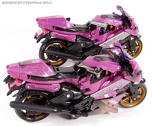 Transformers (2007) Battle Damaged Arcee (Image #28 of 72)