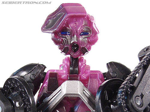 Transformers (2007) Battle Damaged Arcee gallery