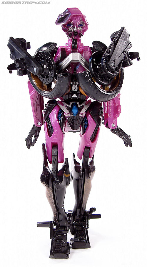 Transformers (2007) Battle Damaged Arcee (Image #40 of 72)