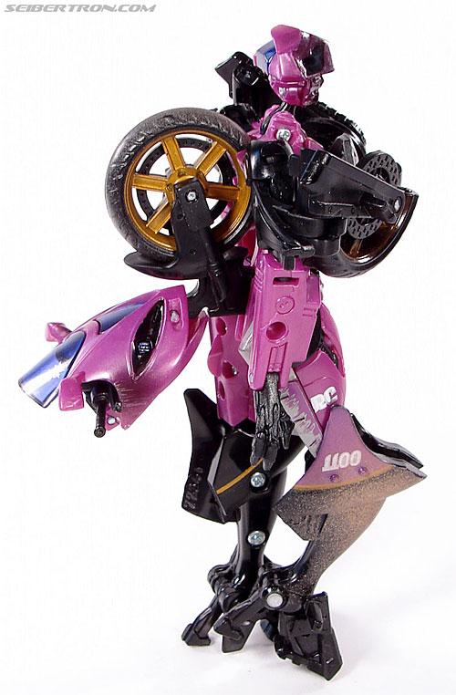 Transformers (2007) Battle Damaged Arcee (Image #42 of 72)