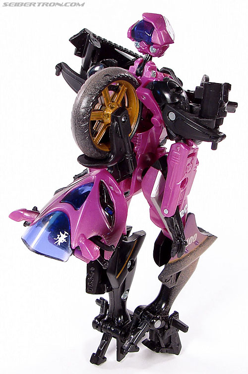 Transformers (2007) Battle Damaged Arcee (Image #43 of 72)
