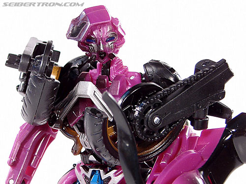 Transformers (2007) Battle Damaged Arcee (Image #54 of 72)