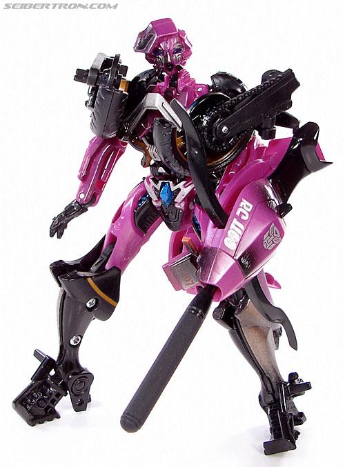 Transformers (2007) Battle Damaged Arcee (Image #55 of 72)
