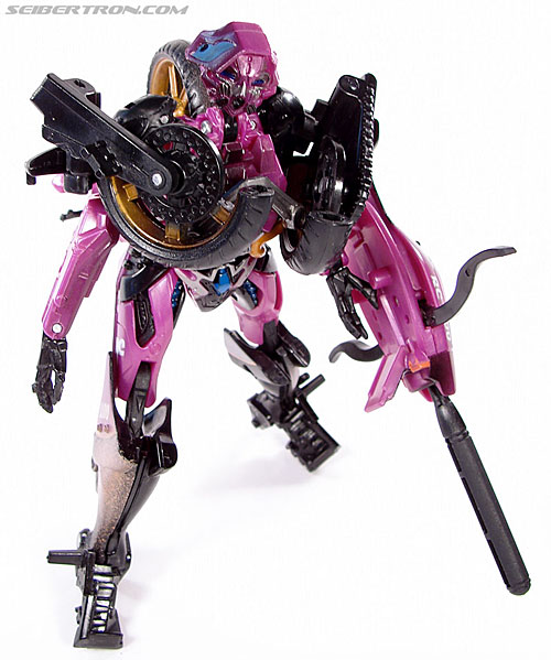 Transformers (2007) Battle Damaged Arcee (Image #56 of 72)