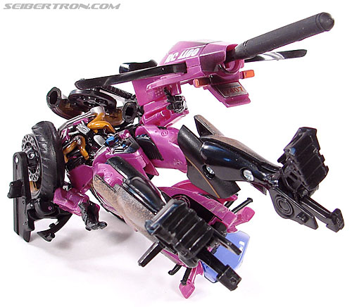Transformers (2007) Battle Damaged Arcee (Image #58 of 72)