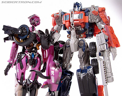 Transformers (2007) Battle Damaged Arcee (Image #61 of 72)