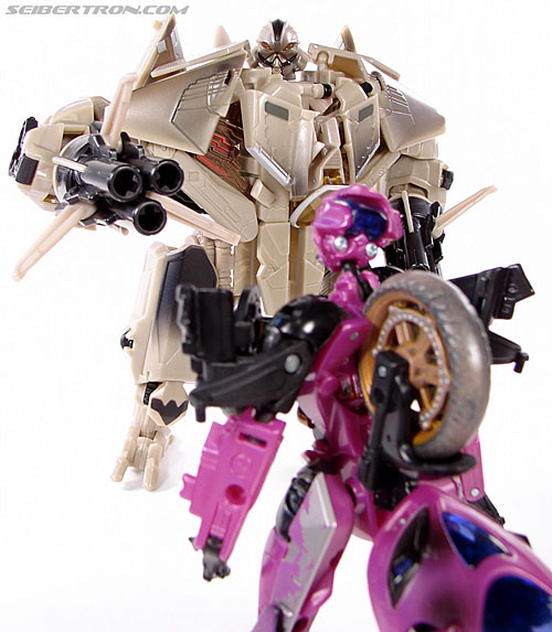 Transformers (2007) Battle Damaged Arcee (Image #65 of 72)
