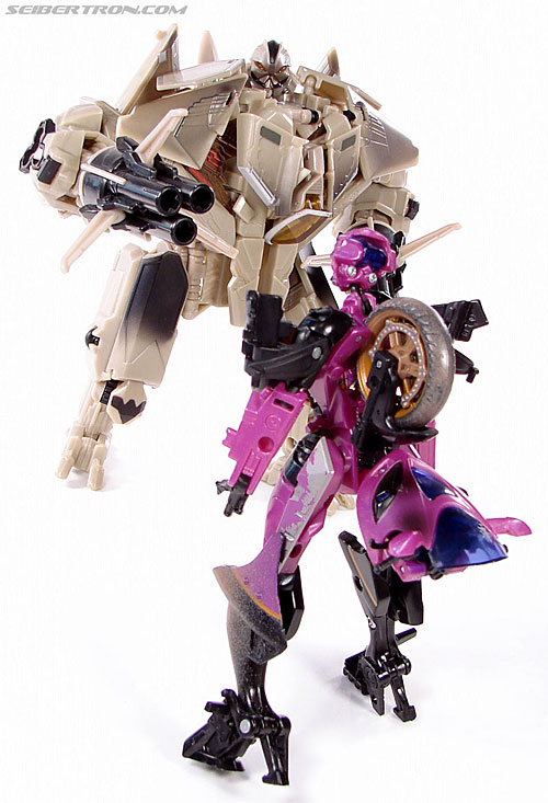 Transformers (2007) Battle Damaged Arcee (Image #66 of 72)