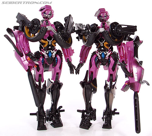 Transformers (2007) Battle Damaged Arcee (Image #70 of 72)