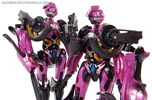 Transformers (2007) Battle Damaged Arcee (Image #71 of 72)