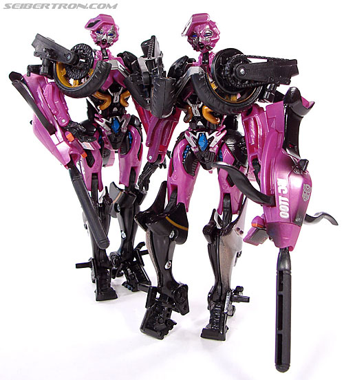 Transformers (2007) Battle Damaged Arcee (Image #72 of 72)