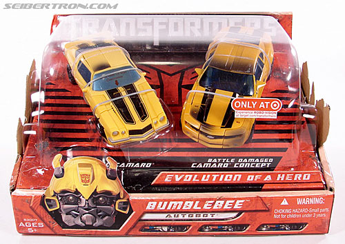 Transformers (2007) Battle Damaged Bumblebee (Image #1 of 99)
