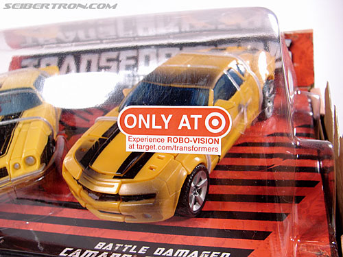 Transformers (2007) Battle Damaged Bumblebee (Image #5 of 99)