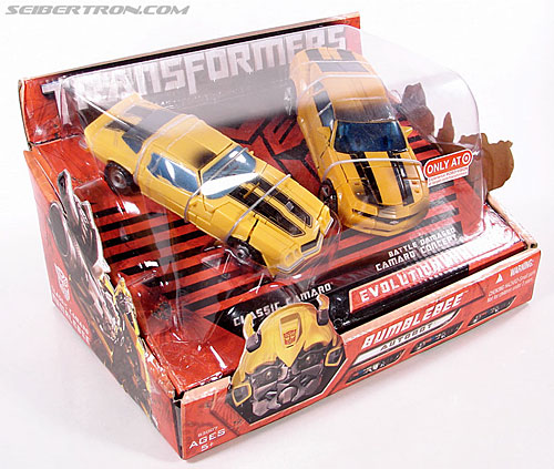 Transformers (2007) Battle Damaged Bumblebee (Image #6 of 99)