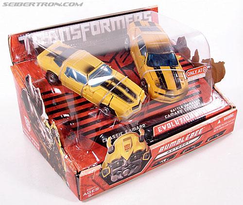 Transformers (2007) Battle Damaged Bumblebee (Image #6 of 99)