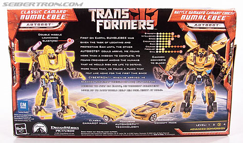 Transformers (2007) Battle Damaged Bumblebee (Image #11 of 99)
