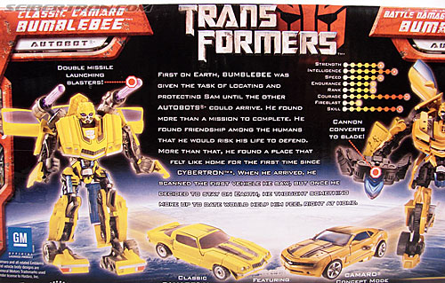 Transformers (2007) Battle Damaged Bumblebee (Image #12 of 99)