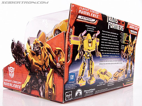Transformers (2007) Battle Damaged Bumblebee (Image #13 of 99)