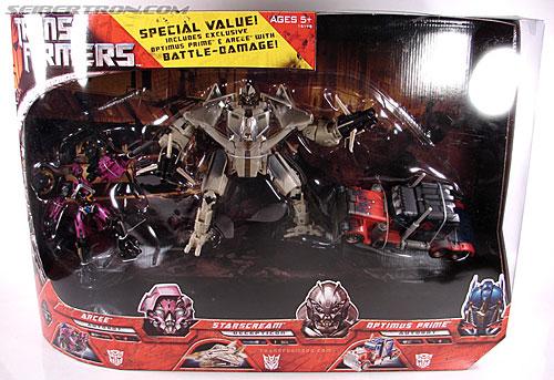 Transformers (2007) Battle Damaged Optimus Prime (Image #1 of 144)