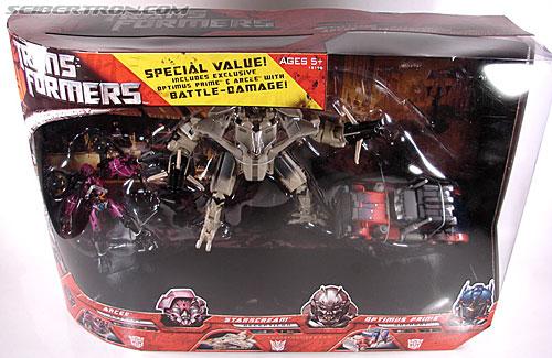 Transformers (2007) Battle Damaged Optimus Prime (Image #2 of 144)
