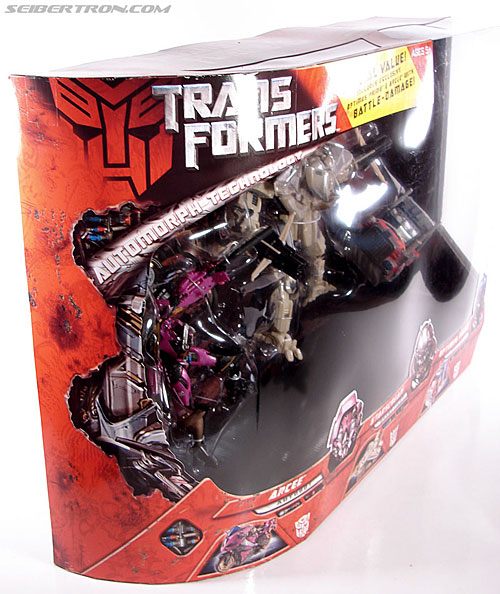 Transformers (2007) Battle Damaged Optimus Prime (Image #7 of 144)