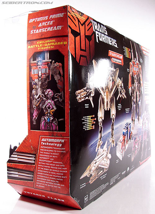 Transformers (2007) Battle Damaged Optimus Prime (Image #14 of 144)