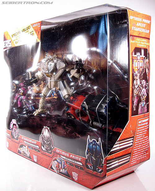 Transformers (2007) Battle Damaged Optimus Prime (Image #15 of 144)