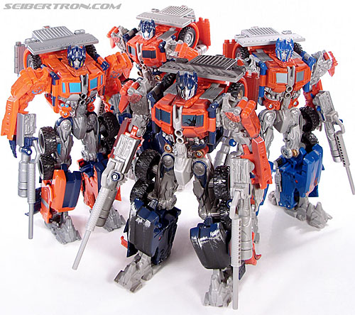 Transformers (2007) Battle Damaged Optimus Prime (Image #143 of 144)