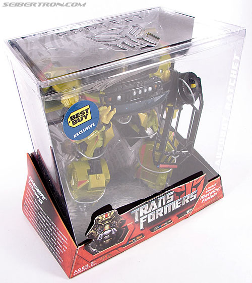 Transformers (2007) Premium Ratchet (Best Buy) (Image #8 of 118)