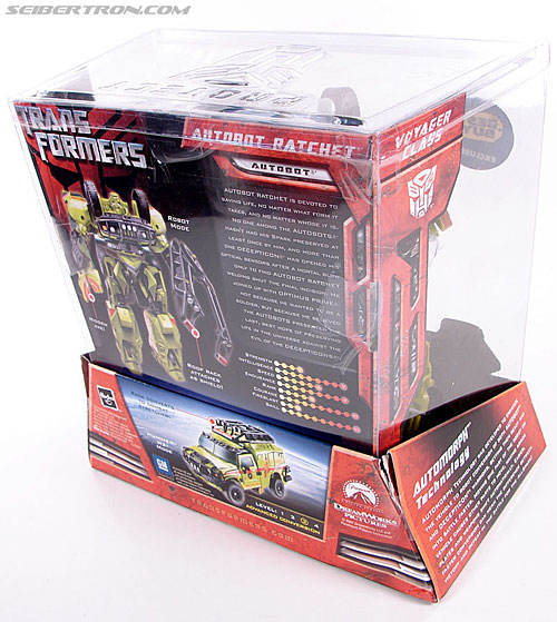 Transformers (2007) Premium Ratchet (Best Buy) (Image #12 of 118)