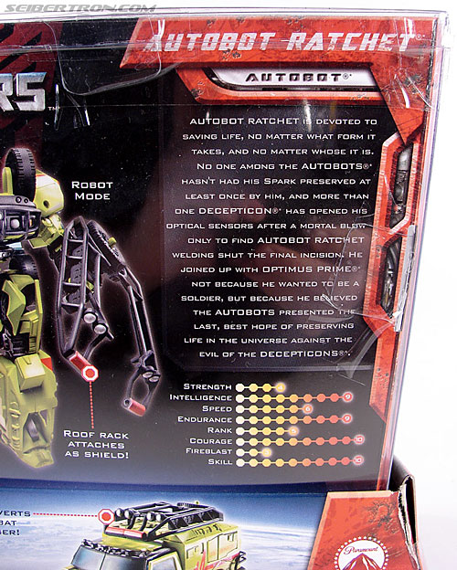 Transformers (2007) Premium Ratchet (Best Buy) (Image #13 of 118)