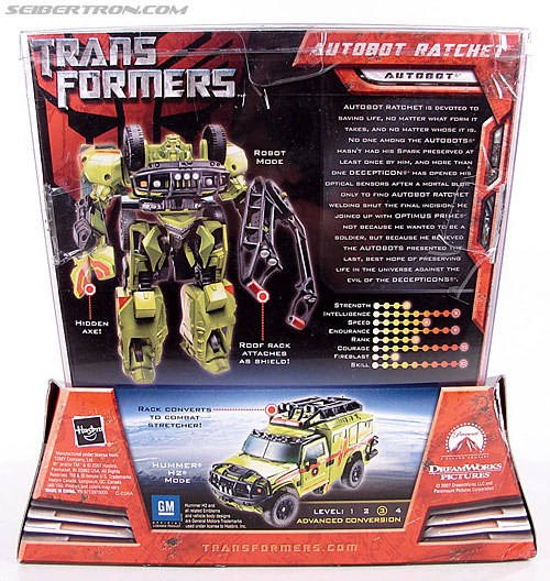 Transformers (2007) Premium Ratchet (Best Buy) (Image #14 of 118)
