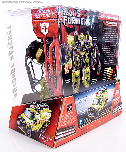 Transformers (2007) Premium Ratchet (Best Buy) (Image #15 of 118)