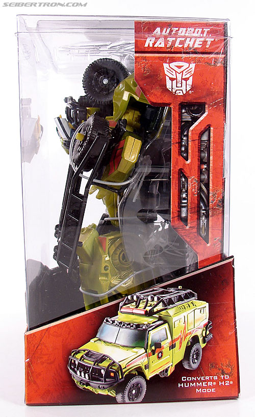 Transformers (2007) Premium Ratchet (Best Buy) (Image #16 of 118)