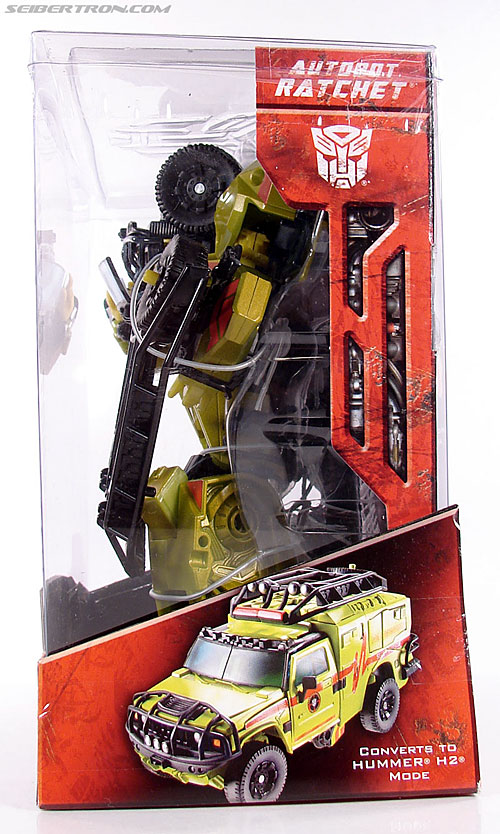 Transformers (2007) Premium Ratchet (Best Buy) (Image #17 of 118)