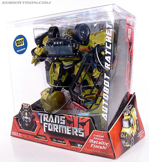 Transformers (2007) Premium Ratchet (Best Buy) (Image #18 of 118)