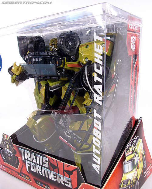 Transformers (2007) Premium Ratchet (Best Buy) (Image #22 of 118)