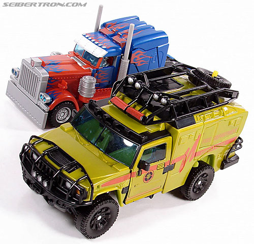 Transformers (2007) Premium Ratchet (Best Buy) (Image #47 of 118)