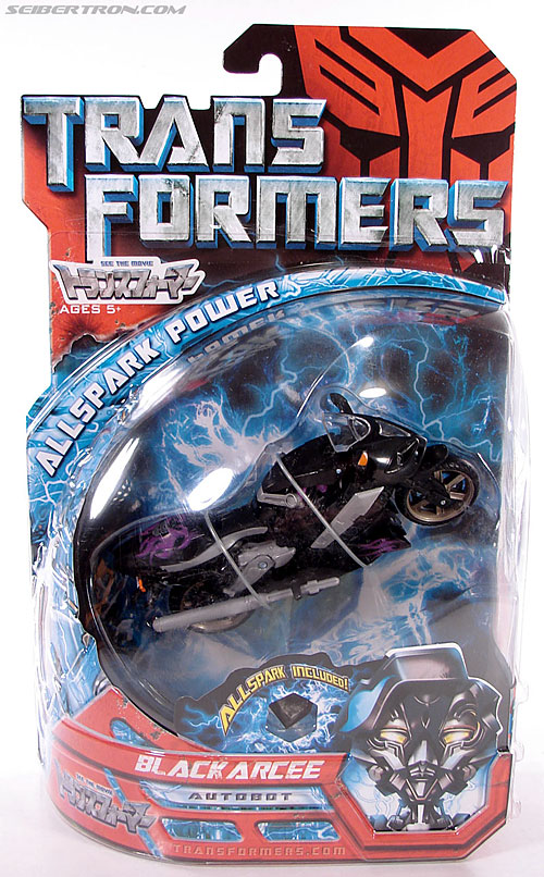 Transformers (2007) Black Arcee (Image #1 of 84)