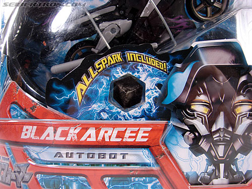 Transformers (2007) Black Arcee (Image #3 of 84)