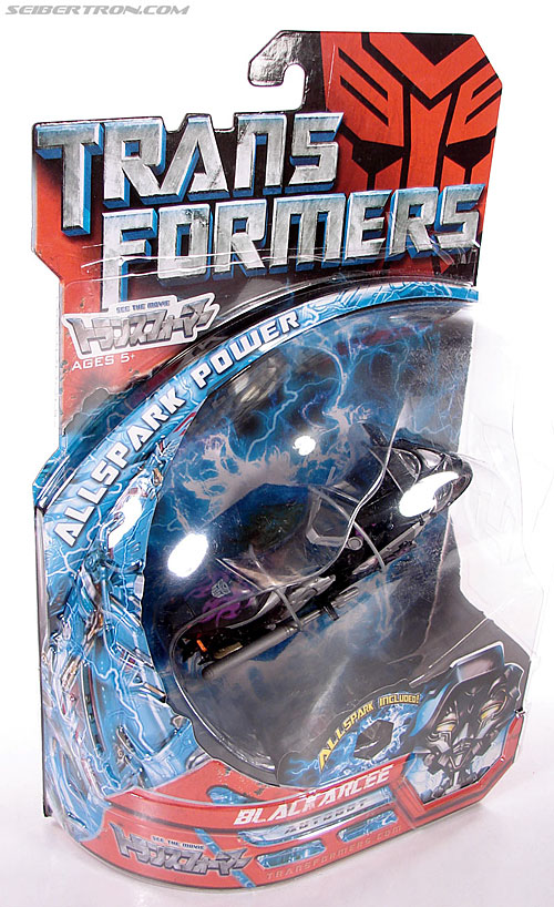 Transformers (2007) Black Arcee (Image #4 of 84)