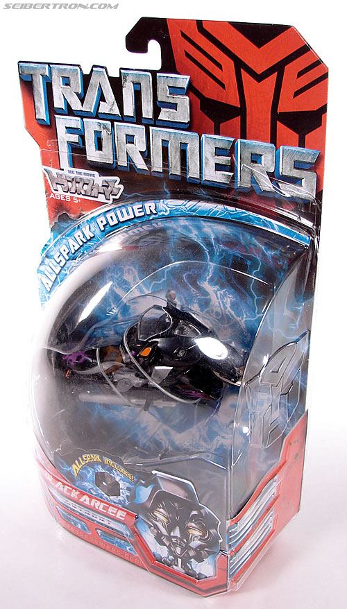Transformers (2007) Black Arcee (Image #10 of 84)