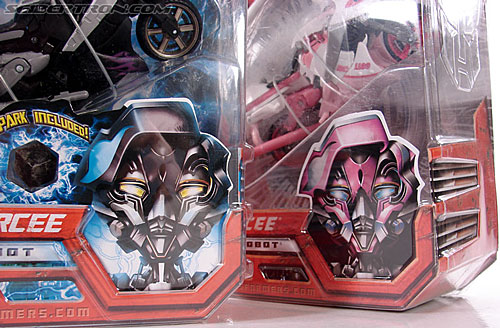 Transformers (2007) Black Arcee (Image #14 of 84)